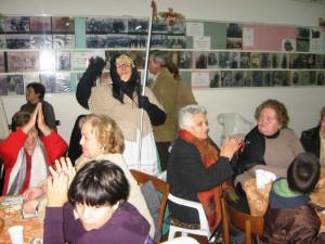 La Befana 2011 al Circolo Anziani di S. Antioco