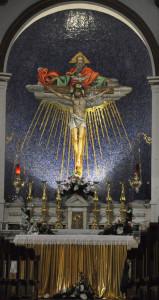 Mosaico Ss. Trinità. Intero copia