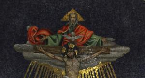 Mosaico Ss. Trinità. Parte superiore copia