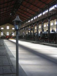 Pietrarsa. Museo
