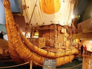 RA II - The Kon Tiki Museum_ Oslo_Norway