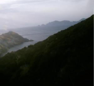 Web cam su Palmarola