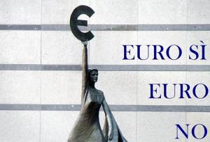 euro si euro no