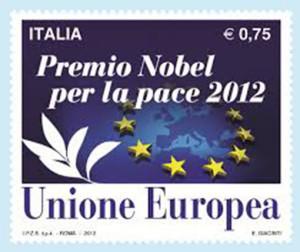 nobel per la pace 2012 all'europa