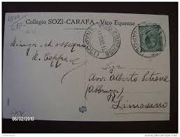 Cartolina con eventuale firma di Raffaele Coppa