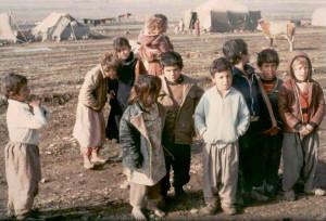 Kurdistan. Bambini