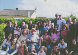 La famiglia di zio Peppino in Corsica