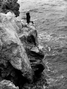 L'avventura. Il mare