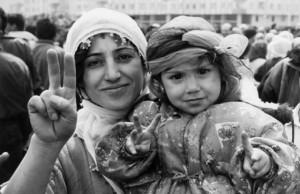 Newroz. Festa del popolo kurdo (Archivio Romano Lil)