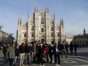 Ponza a Milano