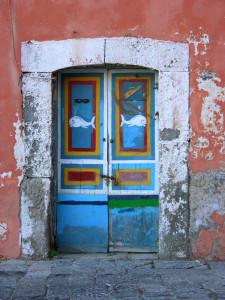 Porta Bascio Mamozio. Foto di Adriano Bacchella