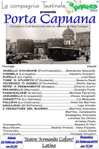 Porta Capuana Locandina