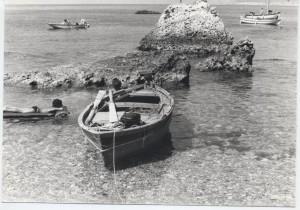 3.Barca ormeggiata. Seagull