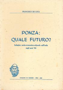 FDL. Ponza. Quale futuro