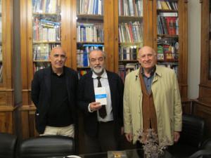 I due poeti con Michele Capasso