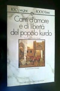 Libro Canti d'amore...