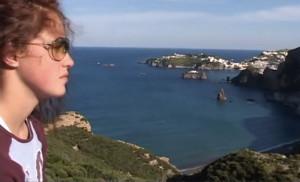 Ponza rada. Un'immagine dal Video