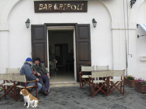 Set Fiction. Bar Ripoli