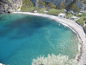 Spiaggia di Palmarola