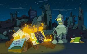 Bruciate tutti i libri