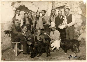 Foto storica del Fieno