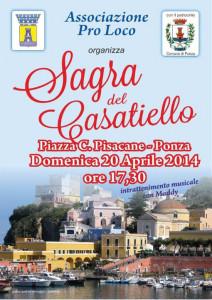 Locandina Pro loco Sagra Casatiello