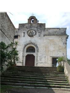 Suio (Castelforte). Santa Maria in pensulis