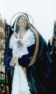 l'addolorata processione venerdì santo