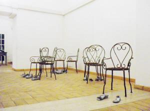Conversazioni di fondo - Charlotte Menin - Ponza, aprile 2014