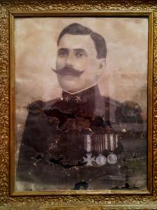 Angelo Musco. Una foto del 1918