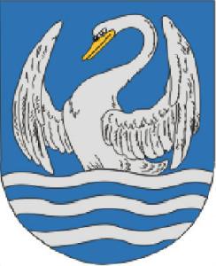 Araldica. Cigno