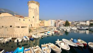 Formia. Antica Torre