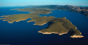 Hvar. Isole della Dalmazia