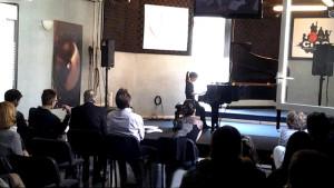 Il concorso pianistico