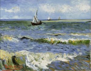 Il mare a Les Sainte Maries De La Mer