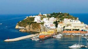 Isola-di-Ponza. Il porto