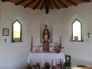 La chiesetta dedicata a S. Silverio a Vignola