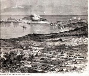 L'assedio di Gaeta del 1860