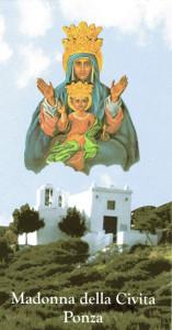 Madonna della Civita. Ponza