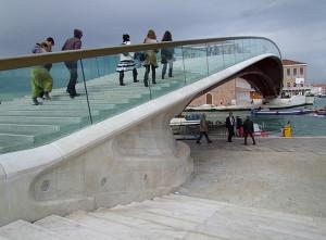 Venezia. Ponte di Calatrava
