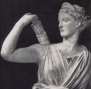 Artemide o Diana. Versailles