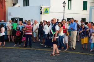 Il benvenuto agli ospiti dell'Elba