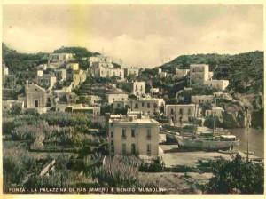 L'alloggio di Ras Immerù e Benito Mussolini a Santa Maria