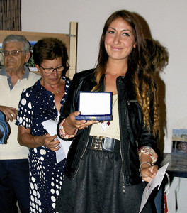Lorenza Gungui 2^ Premio fascia 20-25 anni