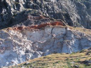 Monte Guardia, zona prospiciente il Faro della Guardia. Part.