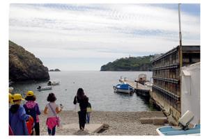 Passeggiata siulla spiaggia di Santa Maria di Benedetta Villone 1