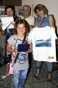 Rachele Nocerino 2^ Premio fascia 8 13 anni