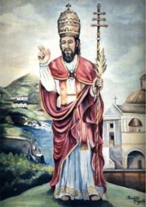 S. Silverio iconografia popolare
