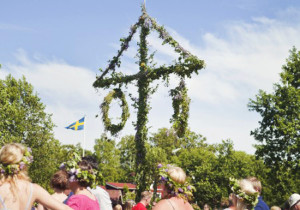 Svezia. Midsommar.2