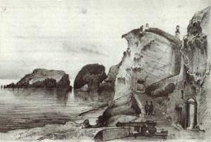 Batteria Leopoldo. Mattei. 1847. Ridotta